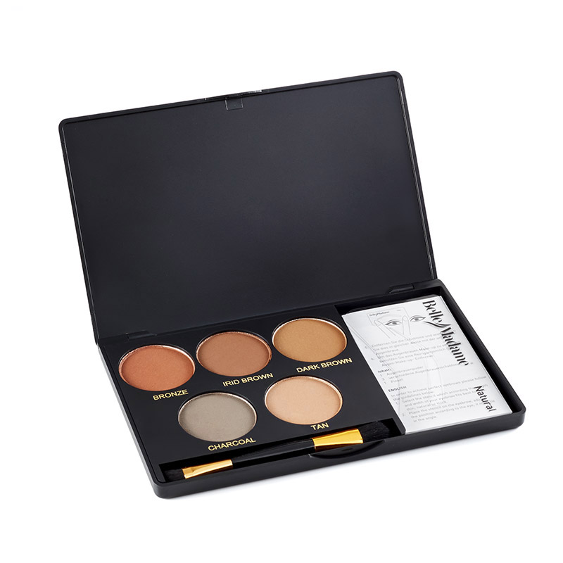 Dening Eyebrow Make-up Powder 5 Farben